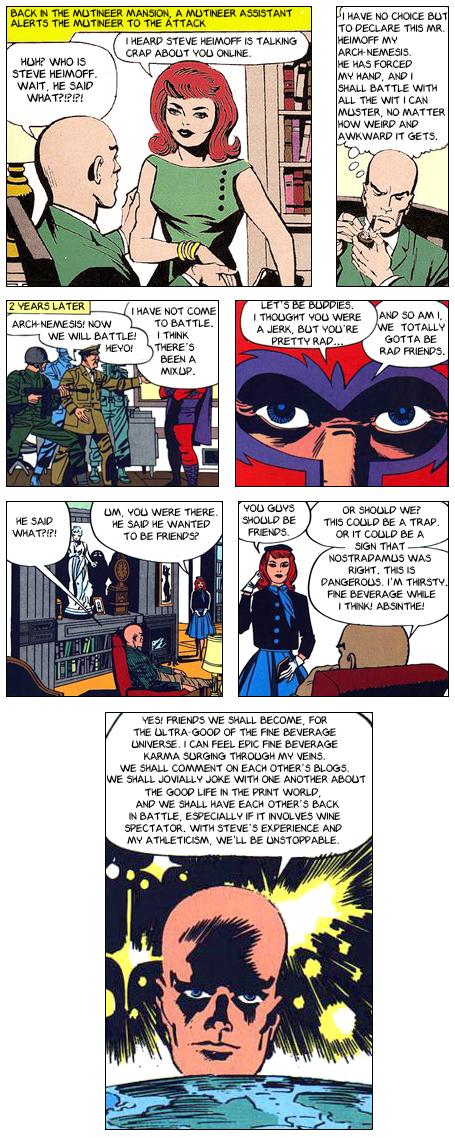 Mutineer Comic Part 2