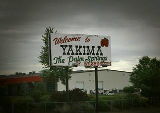 Welcome to Yakima #3944