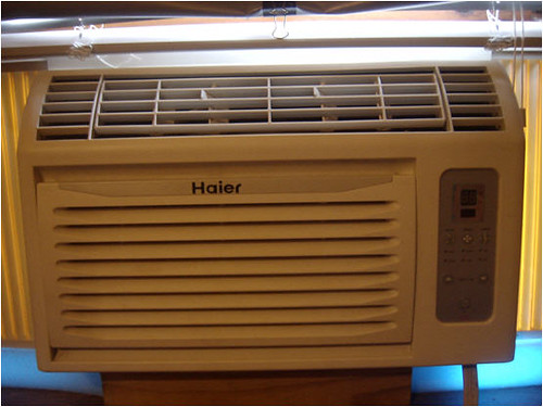 HAIER WINDOW AIR CONDITIONER : AIR CONDITIONING CONTRACTORS OF AMERICA