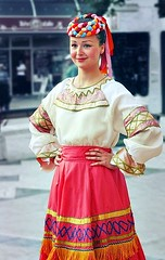Ukrainian national costume (Tanjica Perovic) Tags: woman girl photography costume colorful fotograf photographer embroidery serbia folklore ukraine colourful tradition ukrainian headdress nationaldress фотограф pirot srpski fotografija српски фотографија vesniankaukrainiandanceensemble internationalfolklorefestival2009pirotserbia тањицаперовић tanjicaperovicphotography medjunarodnifestivalfolklorapirotsrbija internationalfolklorefestivalpirotserbia folkloredanceensamble међународнифолклорнифестивалпирот