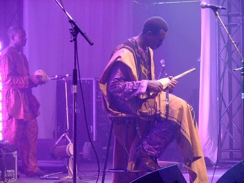 Bassekou Kouyate & Ngoni Ba at Ottawa Bluesfest 2010