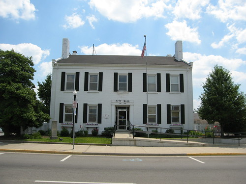 Bedford City Hall