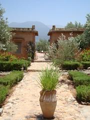 Hotel Atlas Imarigha Asni Ouirgane Maroc Morocco