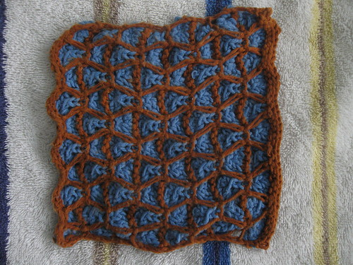 Triangle Washcloth