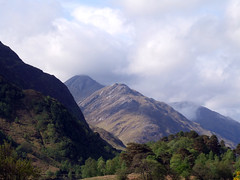 Mountains by Loch Shiel (morriganthecelt) Tags: mountains scotland loch glenfinnan shiel scotlandscountryside scotlandslandscapes