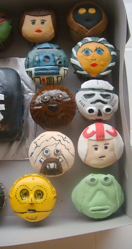 Star Wars Cupcakes 011