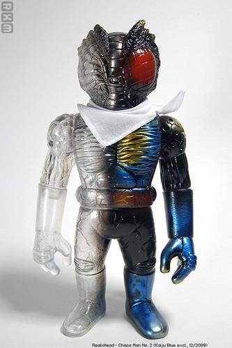 RxH - Chaos Man 2 (Kaiju Blue excl 12-09)