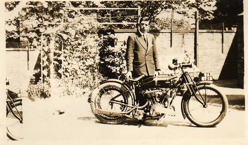 Percy's bike