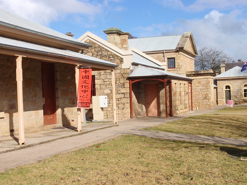 Beechworth, stone buildings