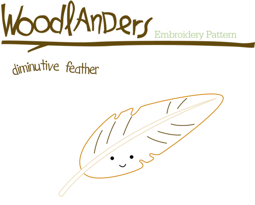Diminutive Feather