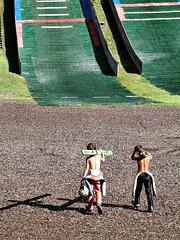 Piccoli saltatori a Predazzo Photo