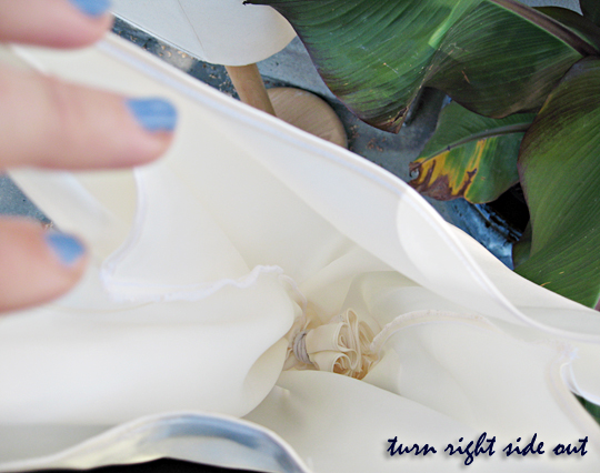 DIY wedding bag+satin ivory wedding bag