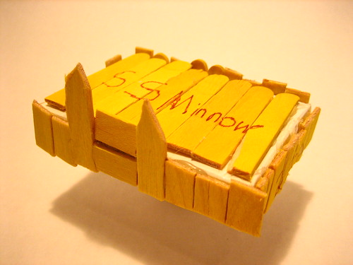 Model of the S.S. Minnow