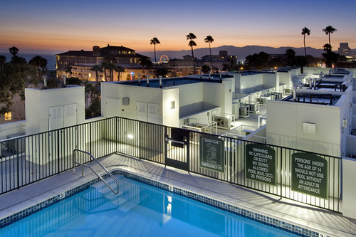Los Angeles Apartments Archstone Santa Monica on Main Rentals by Archstone