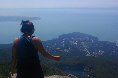 Vancouver - Cypress Mountain, Eagle Bluffs Hike (34)