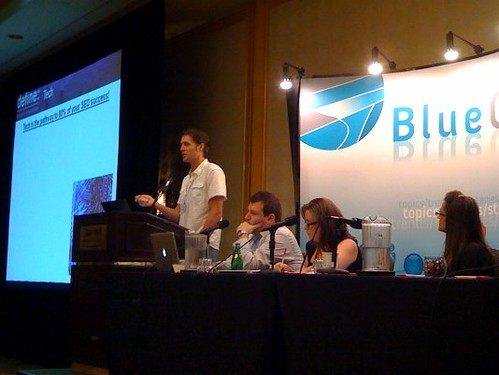 BlueGlass LA Marshall Simmonds In-House SEO