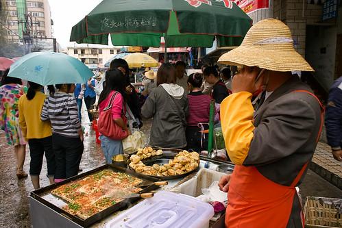 Market, Dali
