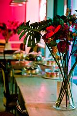 Corgi's Deli (hortensia lane) Tags: road london sign cafe corgi neon bokeh fresh lemonade 花 fulham flowerarrangement ケーキ earlgrey 生活 corgis glassware レストラン カフェ ロンドン ピンク イギリス 雑貨 草花 bokehhearts