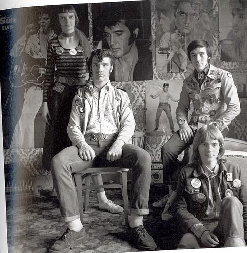 gratuitous Elvis Teds