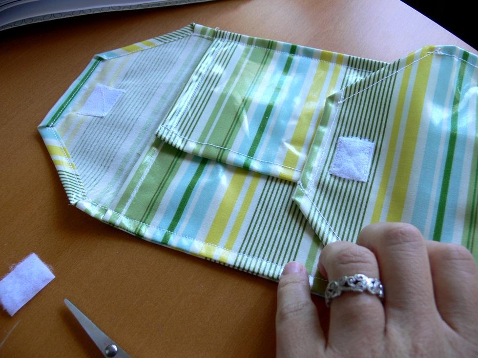 Jenny: Sandwich Wrap