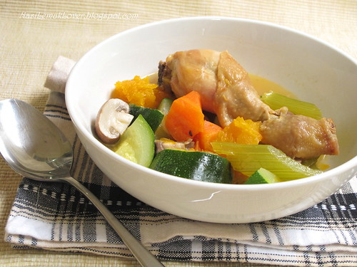 Chicken & Vegetables stew