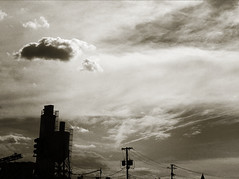 Industrial silhouette #2