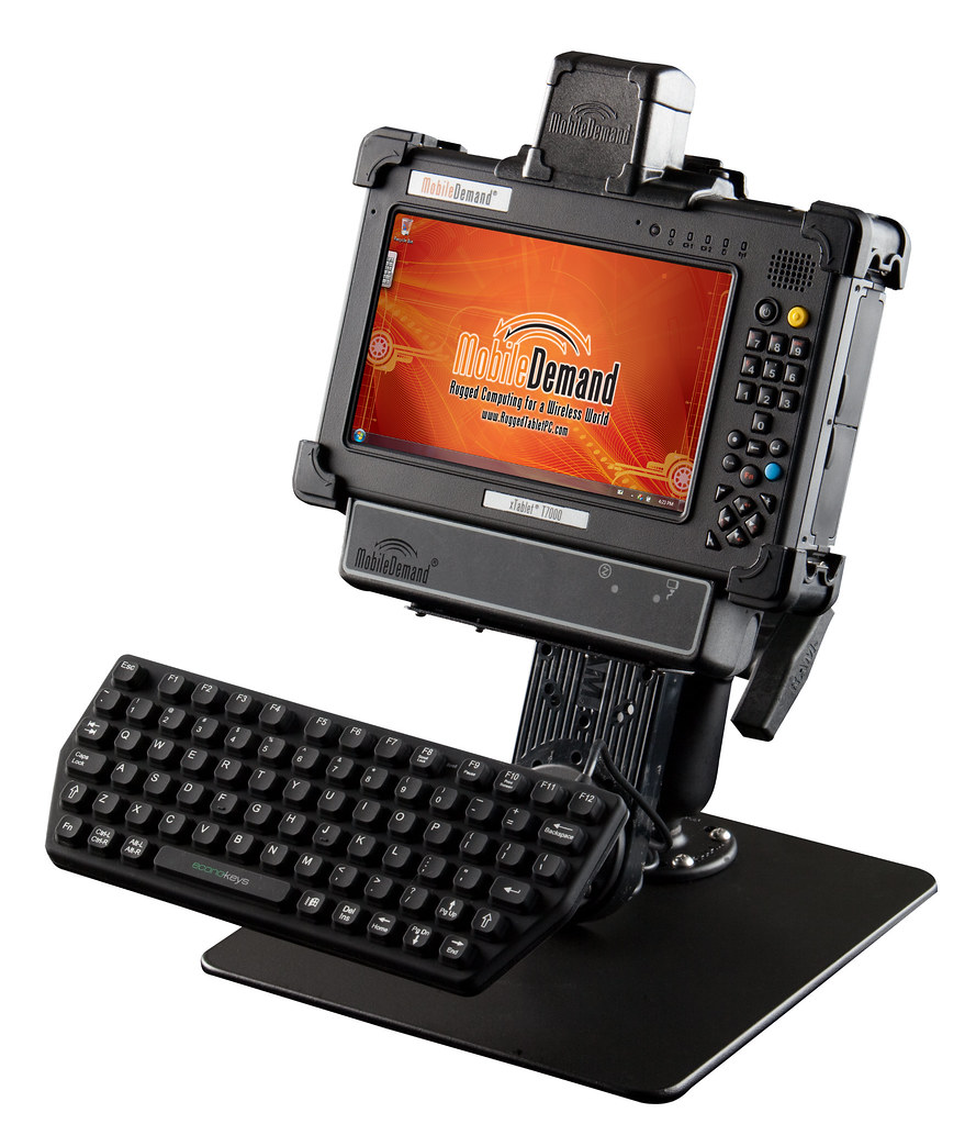 Tablet-PC-T7000-Tablet-Vehicle-Keyboard