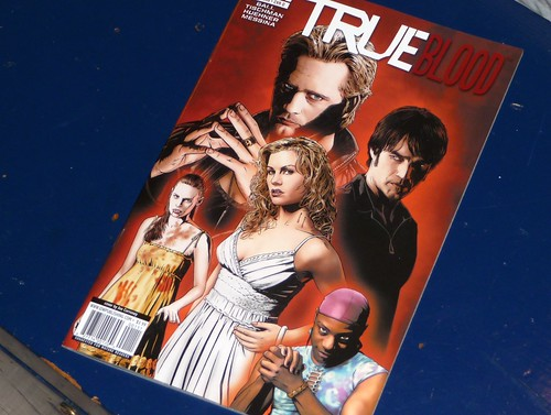 True Blood comic #1