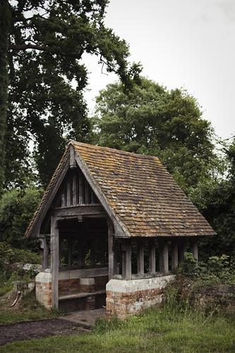 churchyard - southern england