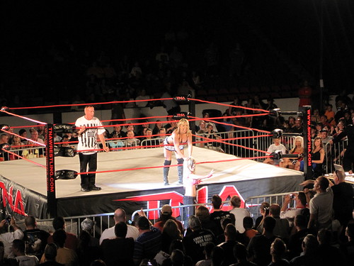 Taylor Wilde vs. TNA Knockouts Champion Madison Rayne