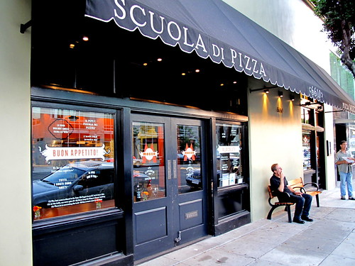 Scuola di Pizza and Mozza to Go
