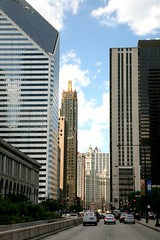 "Chicago (ILL)  Downtown : N Michigan Ave ""..."