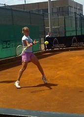 Svetlana Kuznetsova (close up) at Sanchez-Casa...