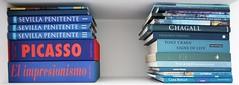 010072305 libros [azul / blue] (PED74) Tags: book libro books bookshelf shelf biblioteca libros libreria