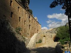 Mosteiro de Mar Elisha, Quadisha, Libano