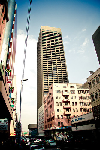 Jozi walkabout - Carlton Centre