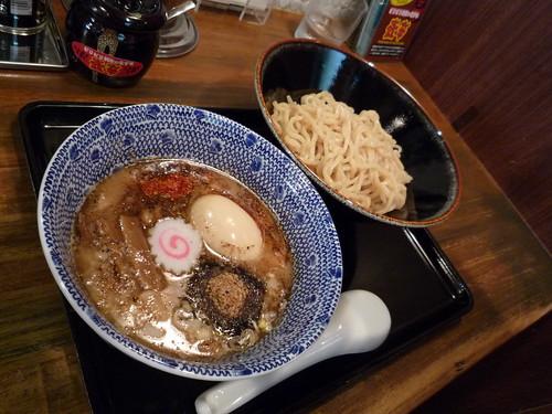 麺屋ゼロワン - 武士系豚骨つけ麺