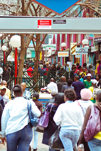 Jozi walkabout - Smal Street Mall-3