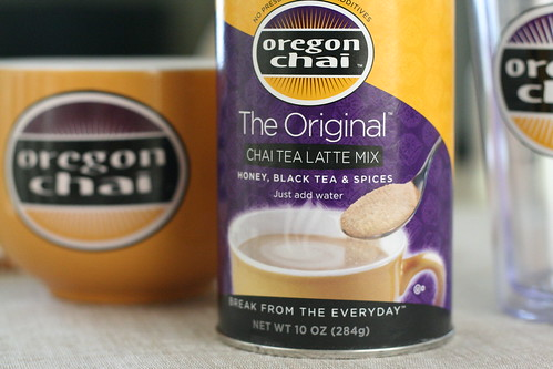 Oregon Chai.