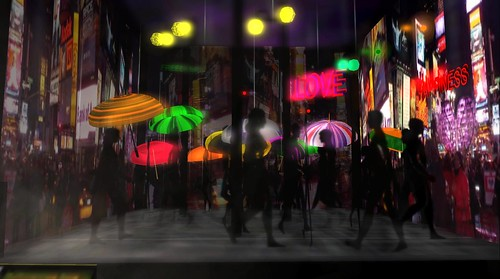 "My favorite! Nishi Mip ""Umbrellas"""