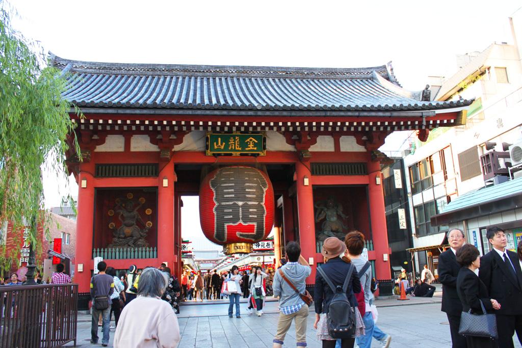 Asakusa walking guide (1)