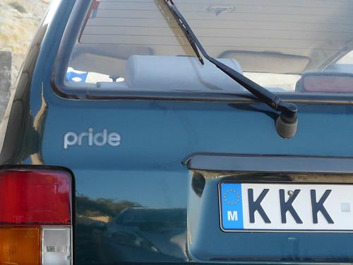 KKK Pride? WTF!!!