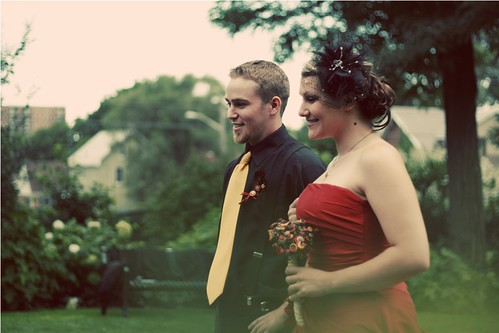 Felicia & Mike -- July 30th, 2010