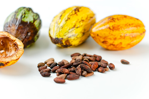 Fresh Cacao from São Tomé & Príncipe by EverJean, on Flickr