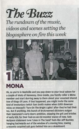 Mona NME