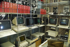AT&T personal computers and workstations, Museum of Communications, Seattle, WA