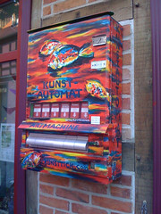 Kunstautomat (das.pat) Tags: kunst automat müritz waren kunstautomat