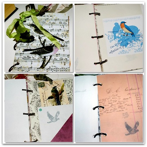 Altered Journal four