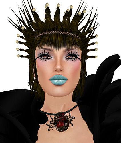 -Glam Affair- Rebecca skin (V.I.P. exclusive) for members & TTF - BLACK SWAN - SPECIAL ED. FOR CAHH