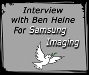interview Ben Heine for Samsung Imaging